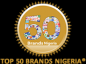 TOP 50 Brands Nigeria