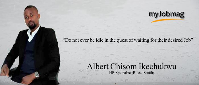 Albert Chisom Ikechukwu