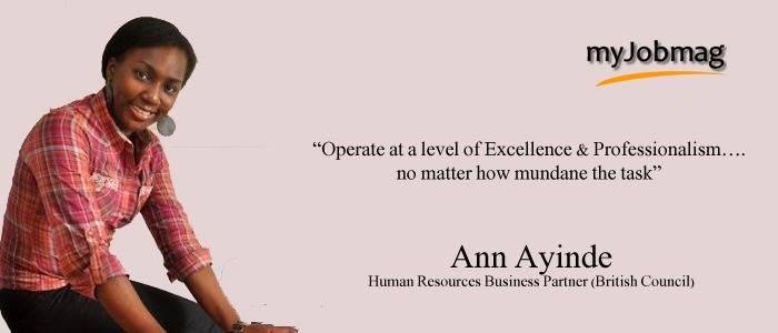 Ann Ayinde