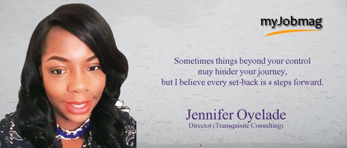 Jennifer Oyelade