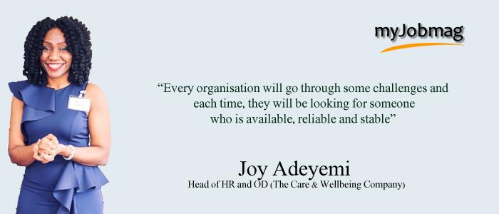 Joy Adeyemi
