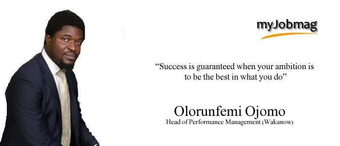 Olorunfemi Ojomo