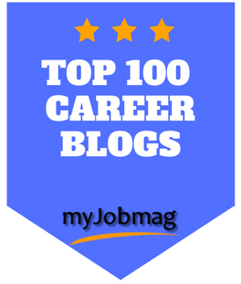 top 100 career badge