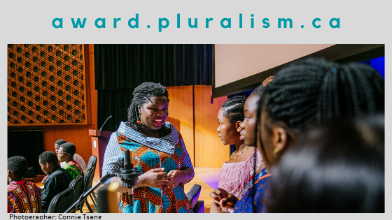 The Global Pluralism Award 2020