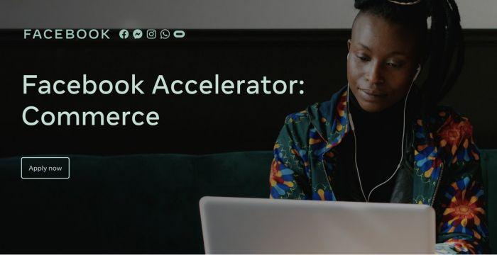 Facebook Accelerator: Commerce