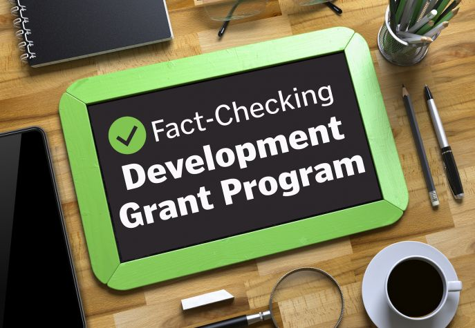 Fact-Checking Development Grant Program