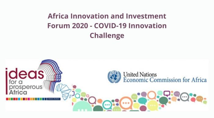 Africa Innovation and Investment Forum 2020 - COVID-19 Innovation Challenge