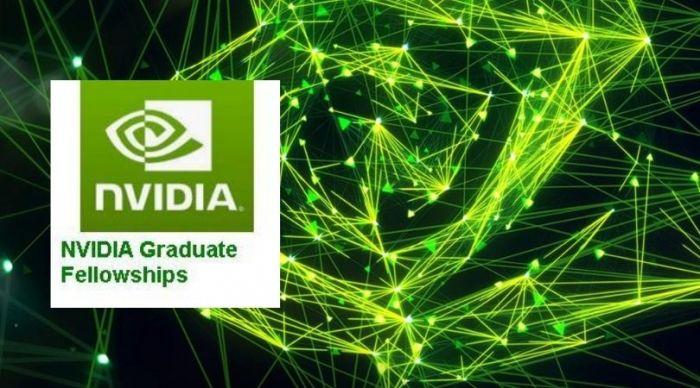 2021-2022  NVIDIA Graduate Fellowships
