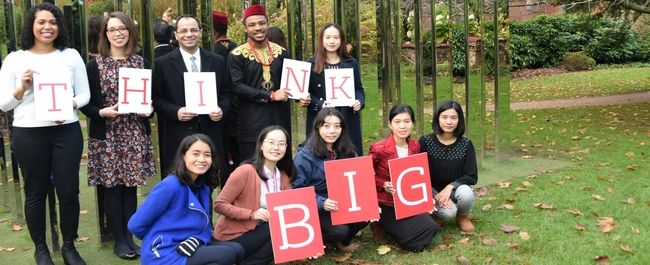 University of Bristol Law School - Think Big about Global Justice Scholarship