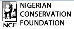 Nigerian Conservation Foundation Chief S.L Edu Research Grant
