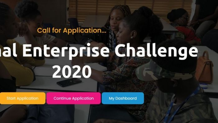 National Enterprise Challenge 2020
