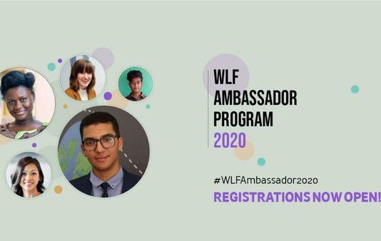 World Literary Foundation Ambassador Program 2020
