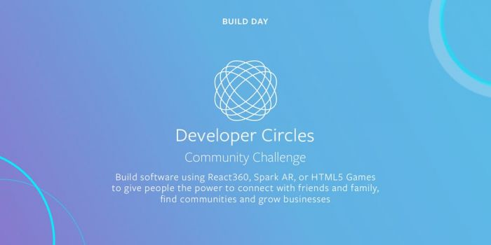 Facebook 2020 Developer Circles Community Challenge