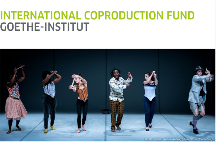 International Coproduction Fund GOETHE-INSTITUT