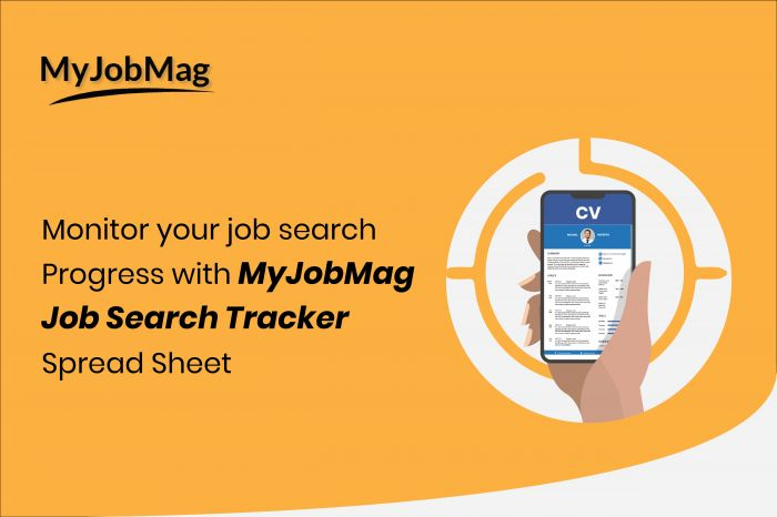 How to track your job applications