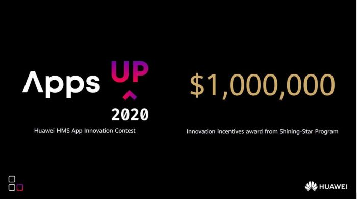The Huawei HMS App Innovation Contest