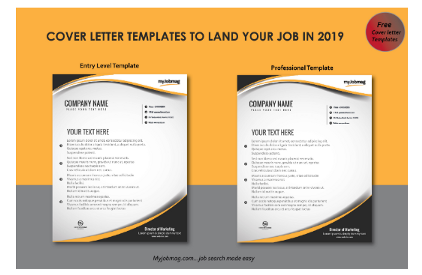 Cover Letter Templates - Best Cover Letter Template to Land your dream Job in 2020