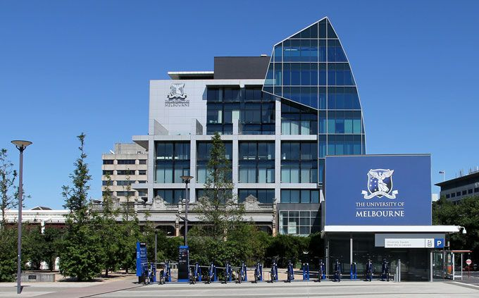 The University of Melbourne Human Rights Scholarship 2021