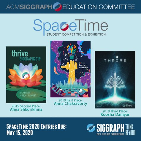 Call for Submissions: 2020 Spacetime International Student Competition