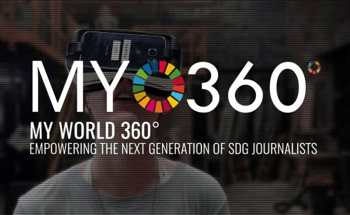 UN SDG Action Campaign -  MY World 360° Media Competition 2020
