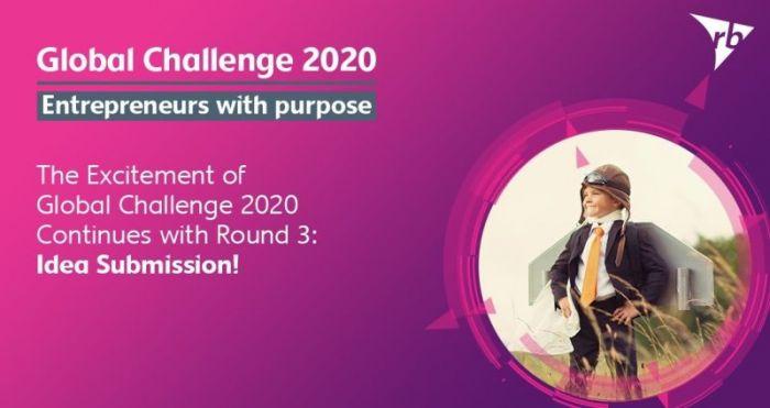 Reckitt Benckiser (RB) Global Challenge 2020