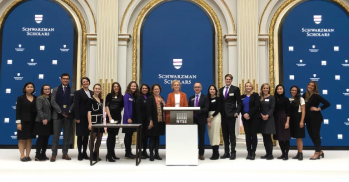 The Schwarzman Scholarship