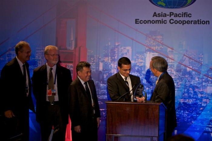 "The APEC Science Prize for Innovation, Research and Education (""ASPIRE"") 2020"