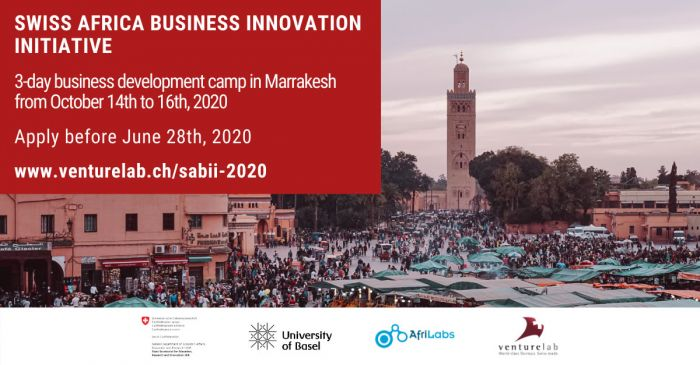 Swiss Africa Business Innovation Initiative: Advanced Startup Training & Swiss Business Development Camp