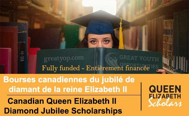 The Canadian Queen Elizabeth II Diamond Jubilee Scholarships program (QES) -  Advanced Scholars West Africa Program