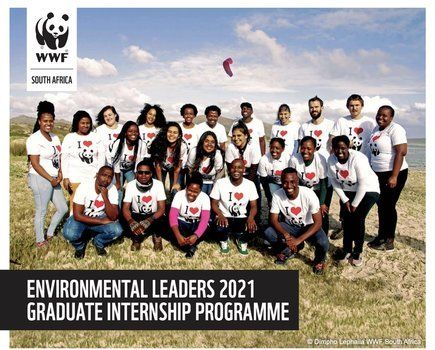 Enviromental Leaders 2021 Graduate Internship Programme