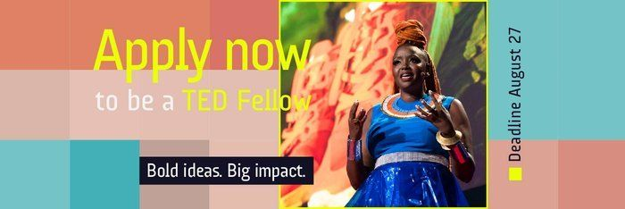 2020 TED Fellows Program