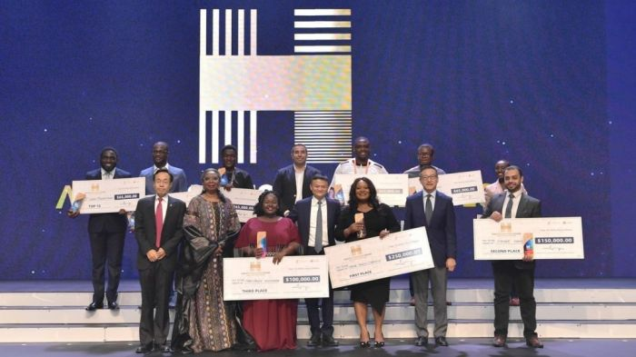 The 2020 Africa Netpreneur Prize Initiative (ANPI)