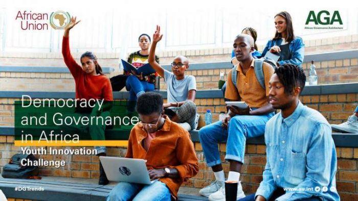 The African Union's Democracy and Governance in Africa – Youth Innovation Challenge