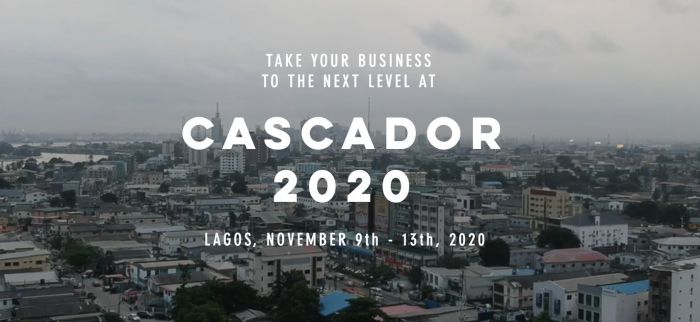 Take your Business to the Next Level at Cascador 2020