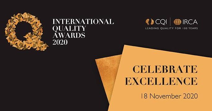 The 2020 International Quality Awards