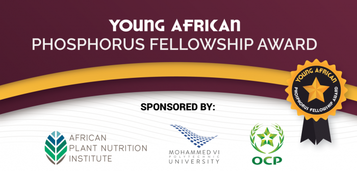 Fellowship Award For Early Career Scientists Researching Phosphorus Management In Africa