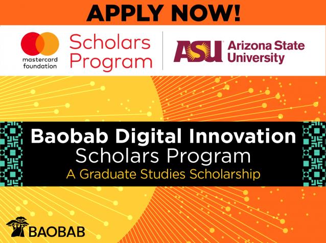 Baobab Digital Innovation Scholarship Application