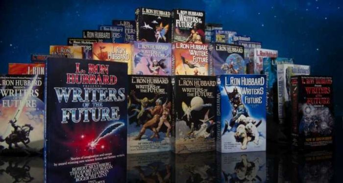 Ron Hubbard's Writers of the Future Contest