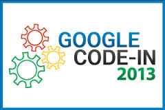 Apply For Google Code-in 2013