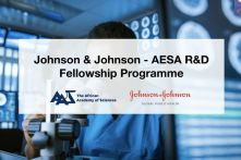 Call for Applications: Johnson & Johnson-AESA Research & Development (R&D) Fellowship Programme