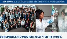 Schlumberger Foundation Faculty for the Future Program