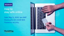 Webinar - How to Stay Safe Online