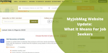 MyJobMag Website Update: What It Means For Job Seekers
