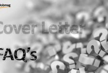 Four Frequently Asked Questions about Cover Letters banner