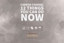 Career Change: 12 Things You Can Do Now banner
