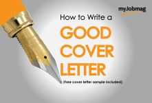 How to Write a Cover Letter banner