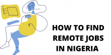 How to Find Remote Jobs In Nigeria