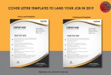 Best Cover Letter Template to Land your dream Job in 2019 banner