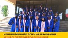 MTNF/MUSON Music Scholars Programme Admission to the MTNF/MUSON Diploma Course in Music