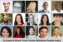 15 Experts Share Toxic Career Mistakes People Make banner